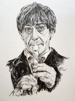 The 2nd Doctor - Part 1 by Harmony1965