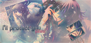 Firma- I 'll Protect you forever by annakire