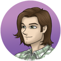 Supernatural - Sammy Winchester by kelly42fox