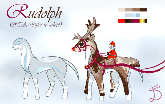 OTA: Rudolph (OPEN) by Forumsdackel