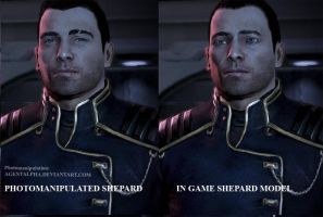 Custom Shepard-remade by AgentAlpha