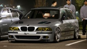 BMW E39 M5 Touring by samvesters