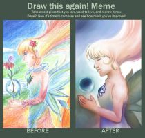 Meme: Before and After by tfantoni