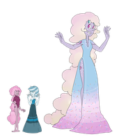 SU Sugar Sweet Pearl fusion Adopt (OPEN) by SmilesUpsideDown