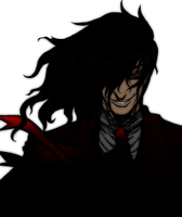 Alucard by mind-less