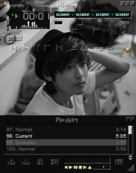 Ryeowook (Sorry Sorry) Winamp Skin by SiulaPL