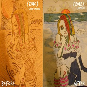Draw it Again  Lolita Sunset Edition by Petite-Gris
