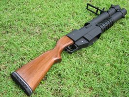 China Lake Airsoft Grenade Launcher by renegadecow