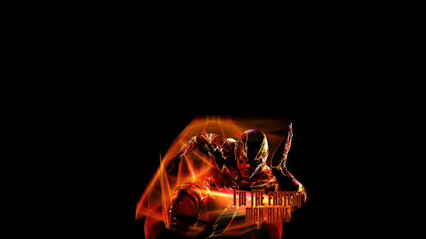I'm the fastest man alive by BellsCullen95