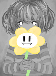 Undertale by deency