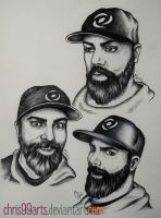 Keemstar by chris99arts