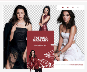 Png Pack 4071 - Tatiana Maslany by southsidepngs