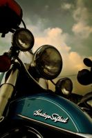 heritage softail by andiarsi