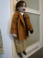Remus Lupin Doll by Vulkanette