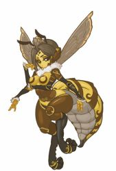MonsterGirl_015 Queenbee+? by MuHut