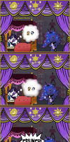 Pony Puppet Theater # 8 Dream Fables. by MisterMope