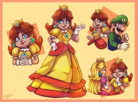Daisy is in da place! by LC-Holy
