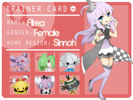 Pokemon Trainer: Altea