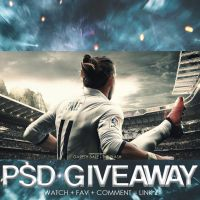 PSD Giveaway by DeepanshuGFX