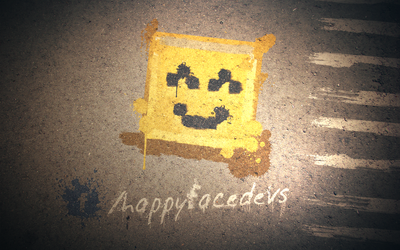 HappyFaceDevs Wallpaper by IzzIsHOr