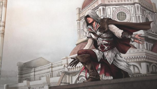 assassins creed 2 by aenaluck
