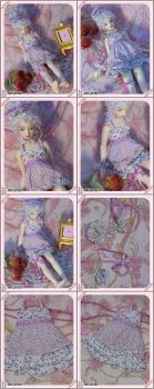 Marie Antoinette by ball-jointed-Alice
