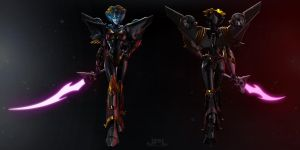 TFP - Windblade by JPL-Animation