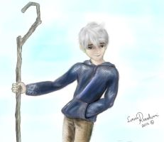 Jack Frost, Rise of the Guardians by LoverRevolveri