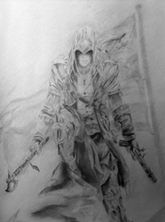 Connor Kenway by LPSoulX