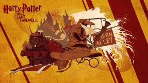 Harry Potter Farewell by iKaash