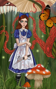 American McGee's Alice by GoldieMilrose