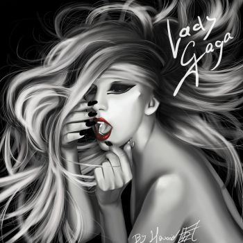 Lady Gaga The edge of glory by shihodani