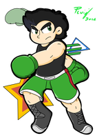 Little Mac by PoisonLuigi