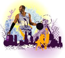 Kobe Bryant - Pick your Poison by alfredms