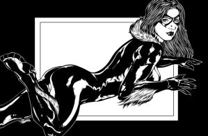 Black Cat by el-diablero