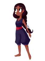 Steven Universe - Connie by MewYare
