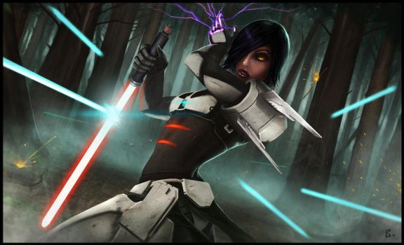 Sith block by ColbyStevenson