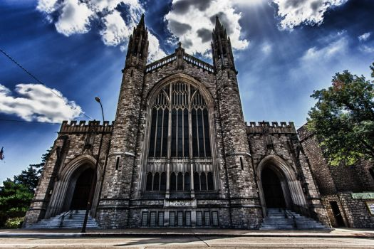 Holy Cathedral by mxjerrett