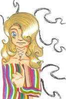 Technicolour Skin and Stitches by bobblehead-kate