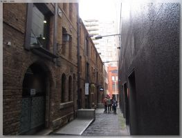 Sydney Alley by JohnK222