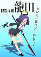 Anime version of Tatsuta by makumaxu