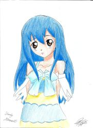 Wendy Marvell by TaigaGirl