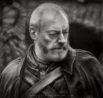 Davos Seaworth. Game of thrones by MeduZZa13