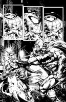 Spider-man and Batman p01 by johnnymorbius