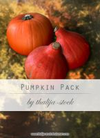 pack - 007 Pumpkins by thalija-STOCK
