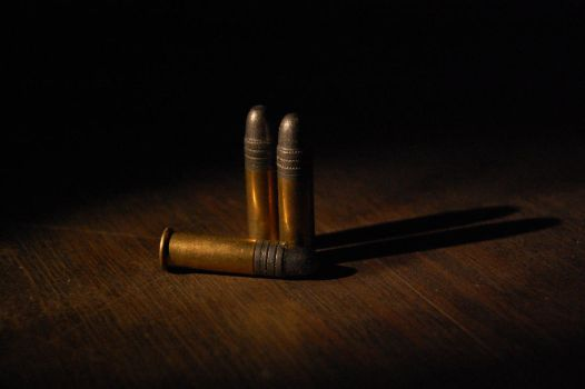 A Bullet with a name on it by nwm664-09