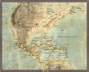 North America in 1550 by JaySimons