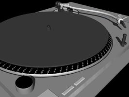 Turntable by DJFoxx