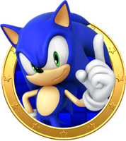 Sonic x Mario Party: Star Rush Portrait by DrevFortress2