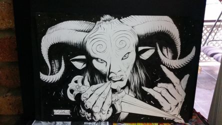 Pan's Labyrinth by FlowComa